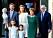 Christening of Willem Jan, son of Prince Floris and Princess Aimee at Palace Het Loo in Apeldoorn