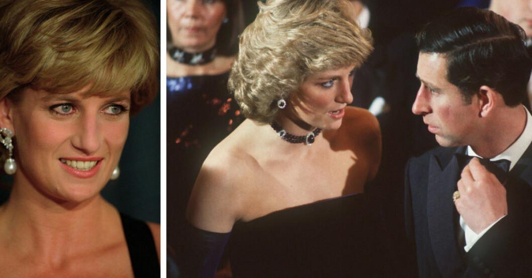 Prinsessan Dianas sista dygn i livet