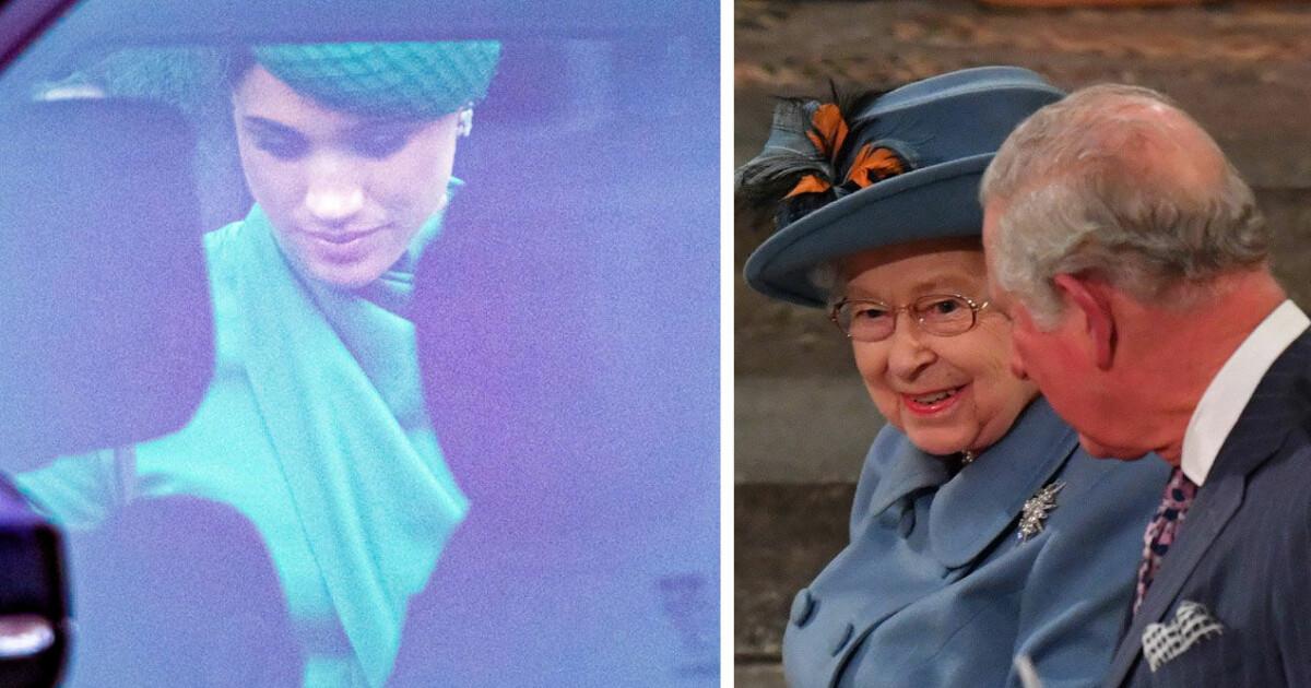 Drottning Elizabeth – så har hon reagerat på Meghans missfall