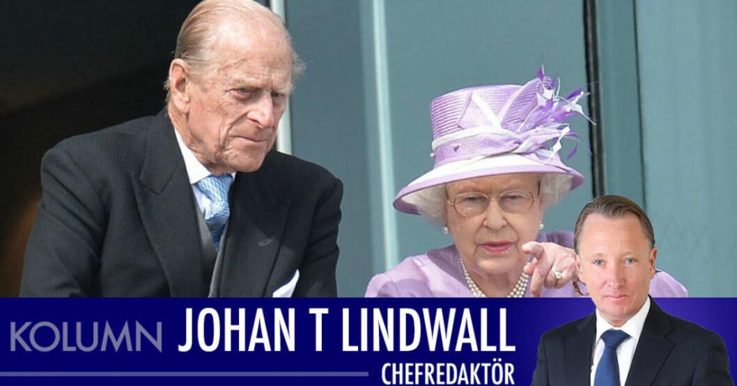 Johan T Lindwall om SVT:s beslut att sända Charles och Dianas bröllop vid prins Philips begravning
