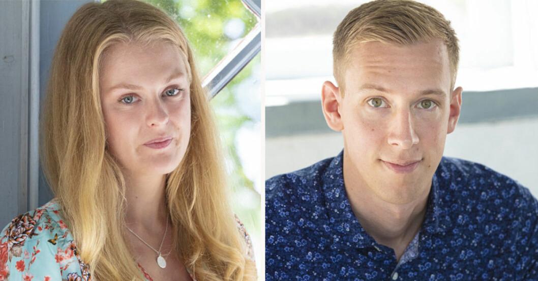 Gift vid första ögonkastet Anton och Sofia
