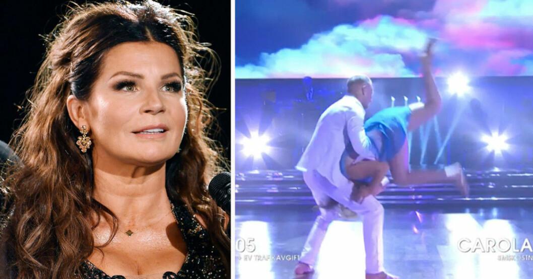 Carolas ersättare i Let's Dance avslöjas av TV4