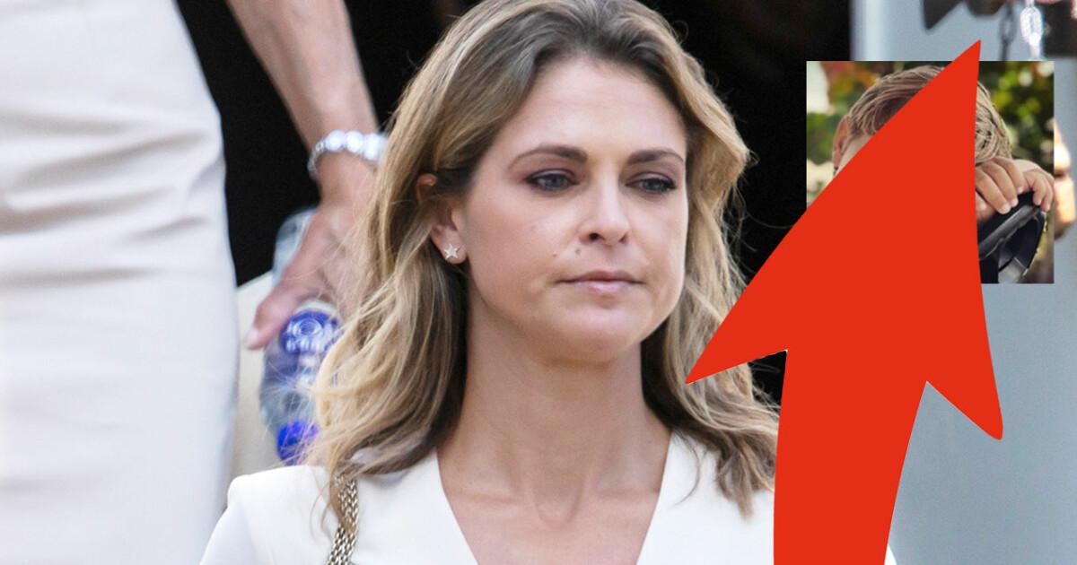 Prinsessan Madeleine är hemma i Sverige igen – har tagit med sig barnen