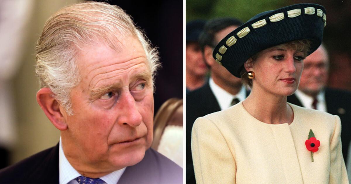 Prins Charles förhörd av polis om prinsessan Dianas död
