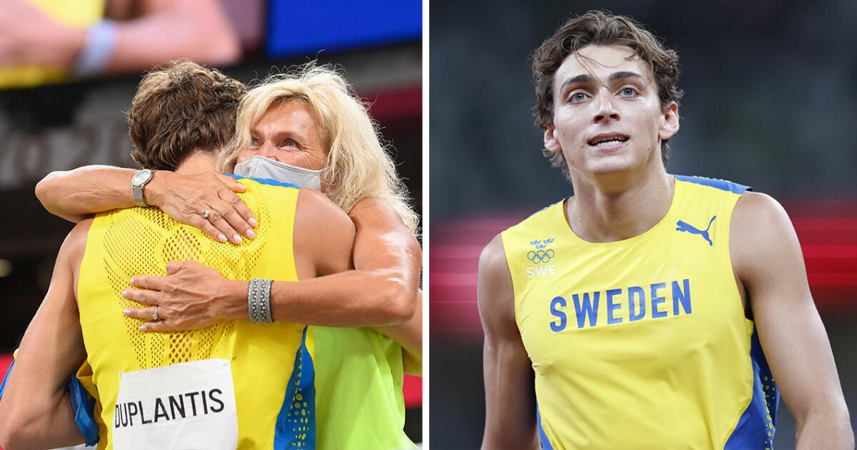 OS-guldmedajlören Armand Duplantis – sanningen om relationen med flickvännen