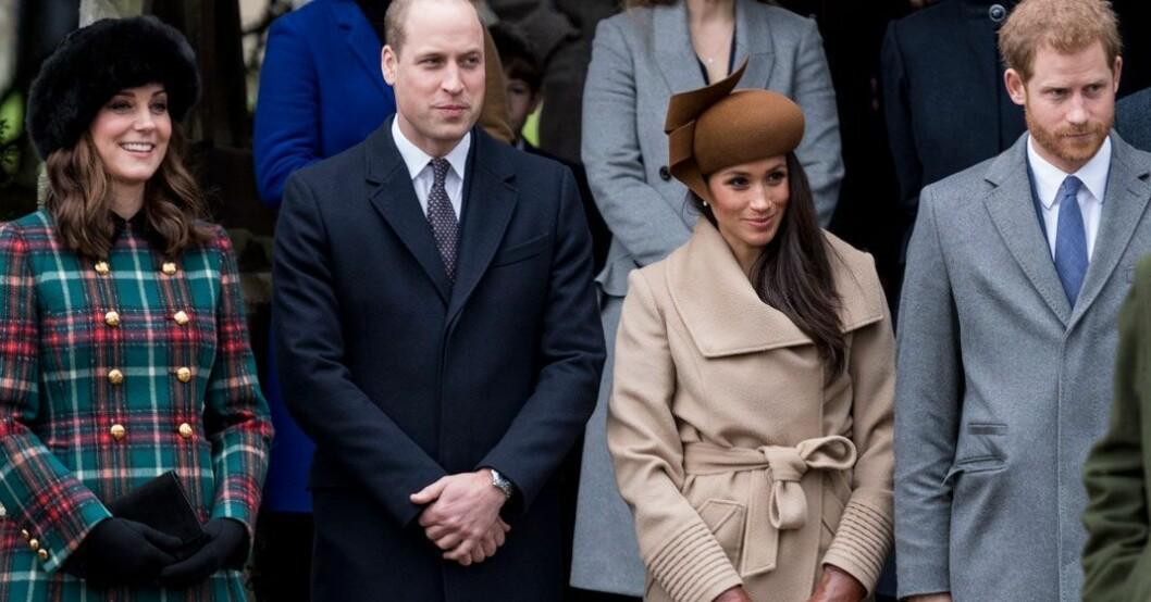 Prins Williams och prins Harrys har pratat för första gången sedan skandalintervjun med Oprah