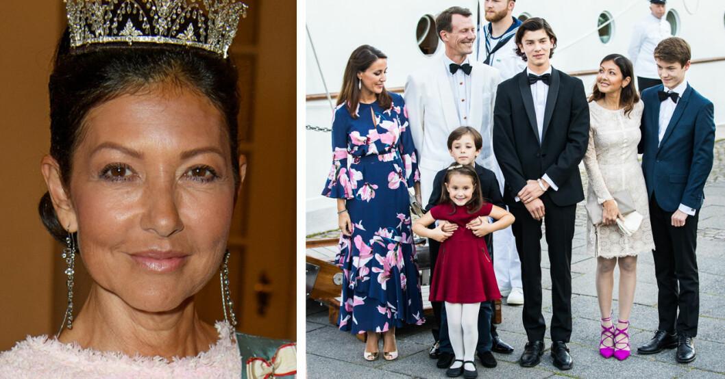 Grevinnan Alexandra Ex-prinsessan Alexandra