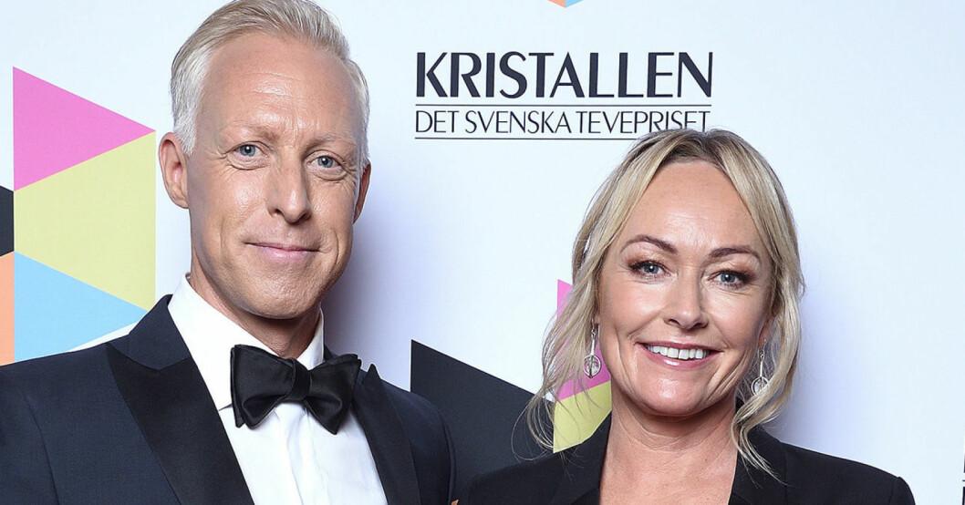 André Pops och Yvette Hermundstad