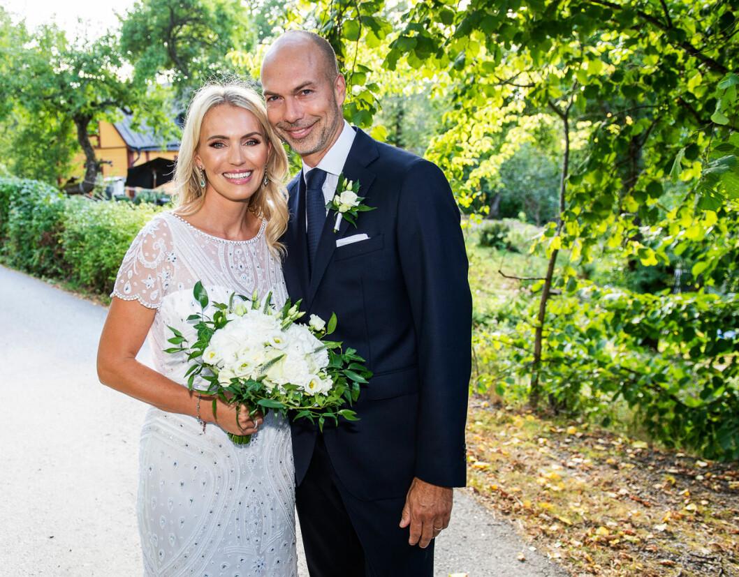 Andrea Brodin Cedric Notz - bröllopet.