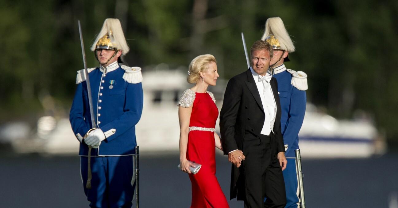 Anna Westling och maken Mikael Söderström