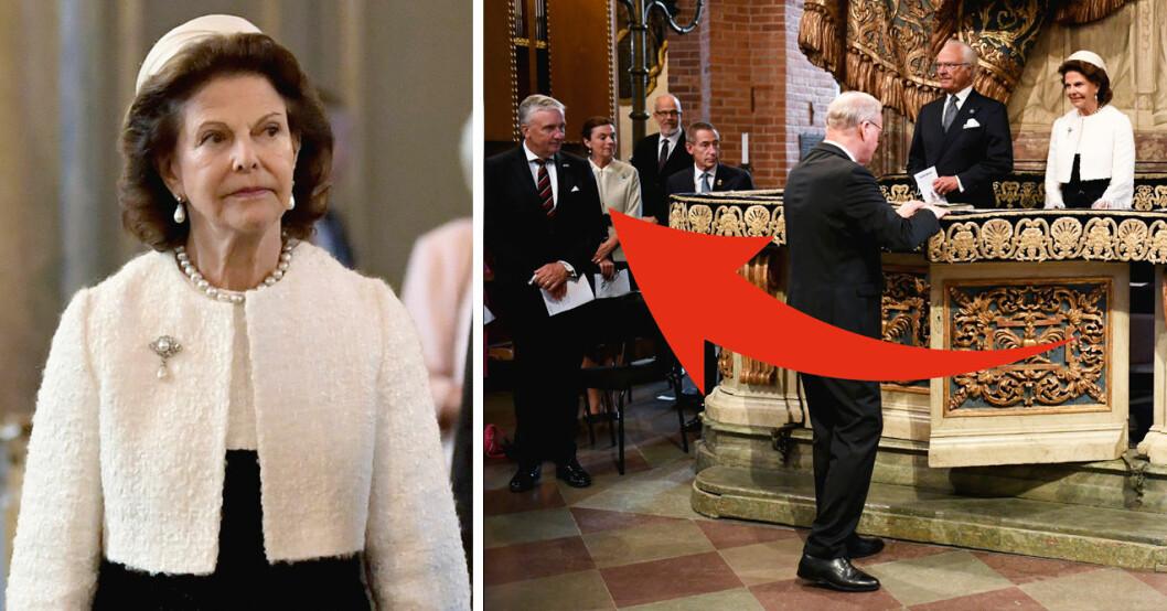 Drottning Silvia Anna Hamilton