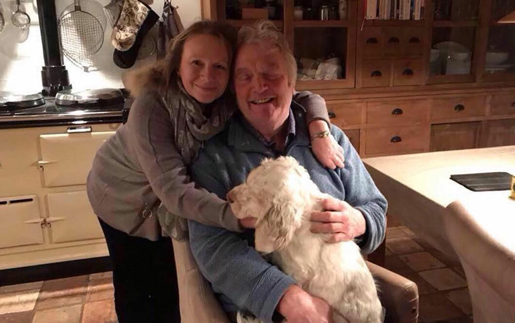 Prinsessan Annes hundtränare misstänks ha mördat sin fru Debbie.