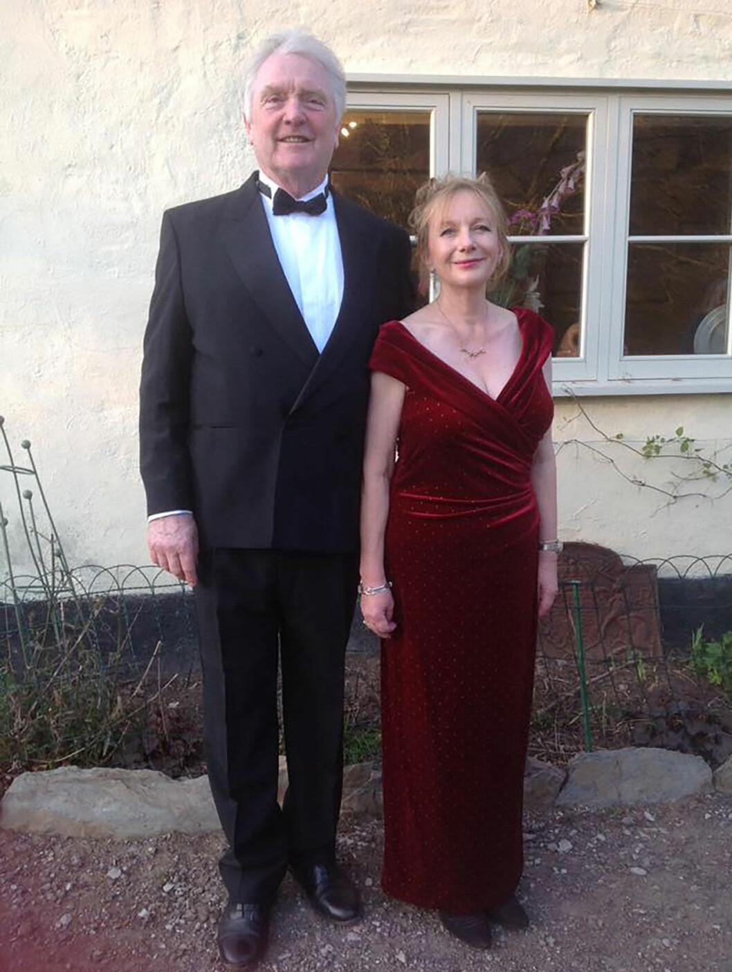 John och Debbie Zurick.