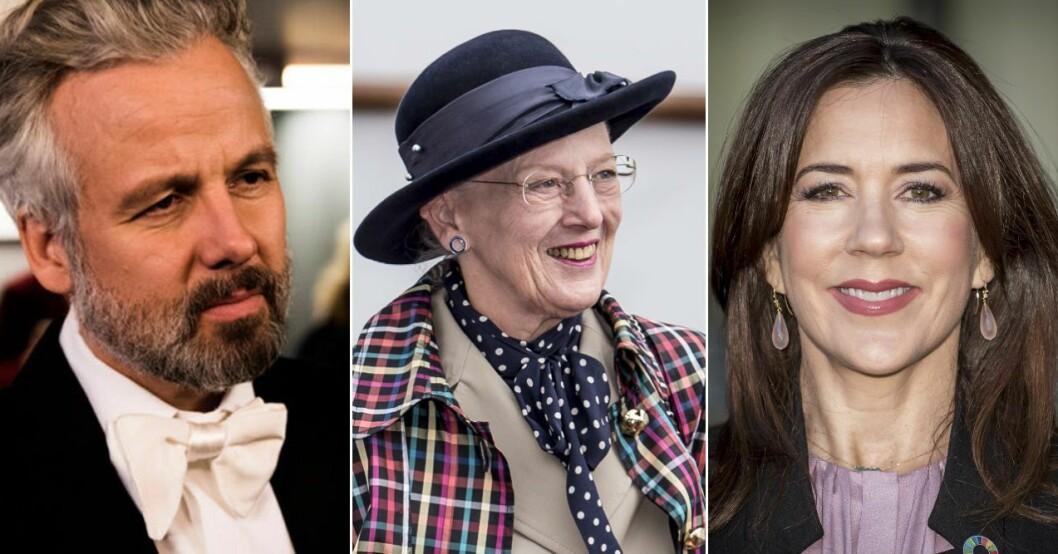 Därför kom inte danska hovet på Ari Behns begravning