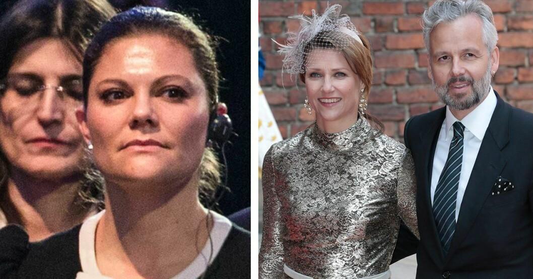 Victoria förkrossad – därfor missar hon Ari Behns begravning