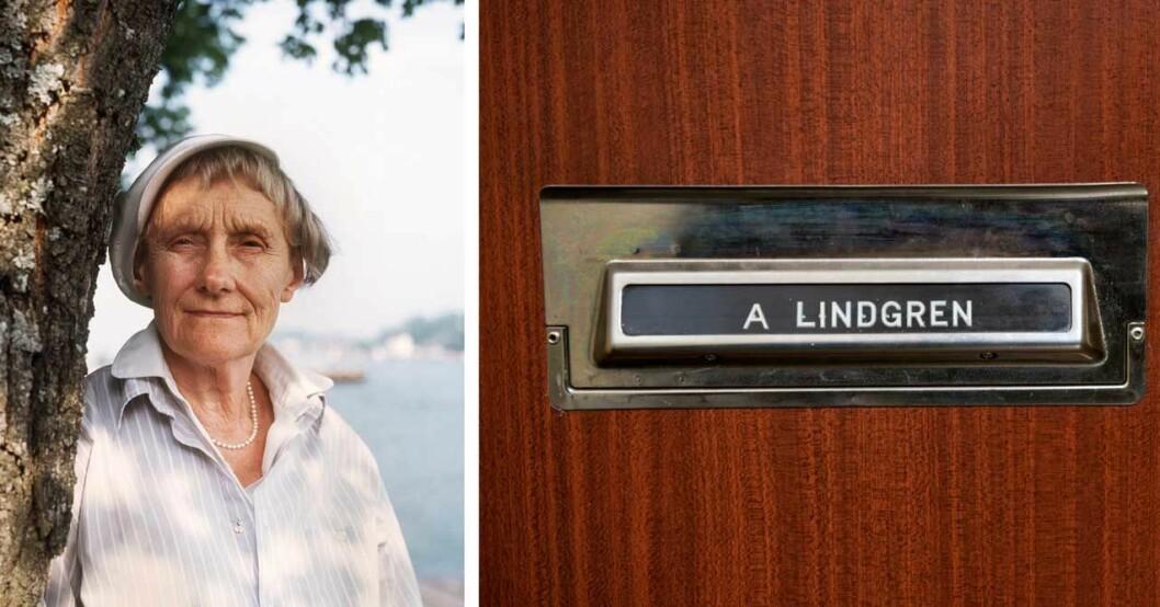 Hemma hos Astrid Lindgren