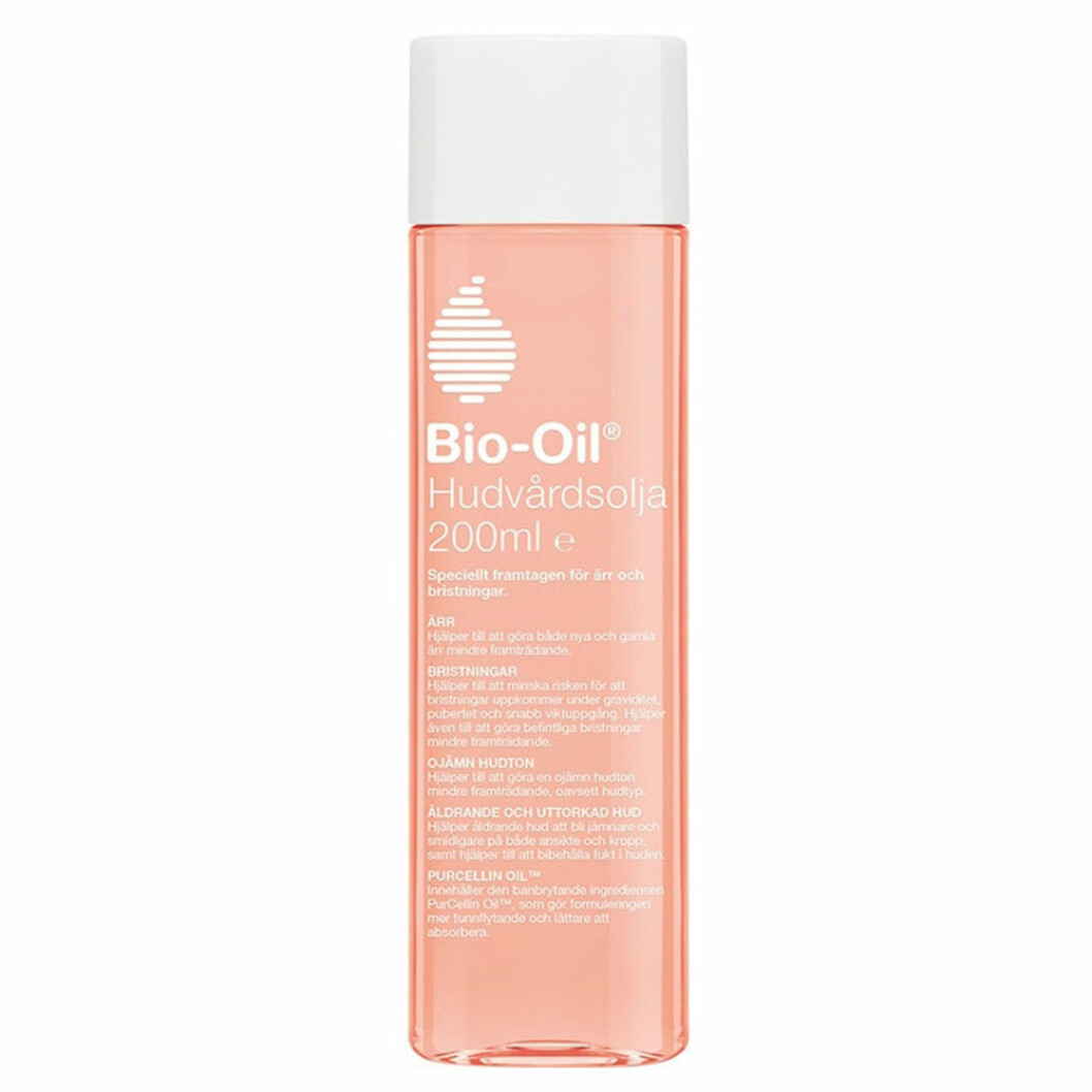 Kroppsolja från Bio-oil