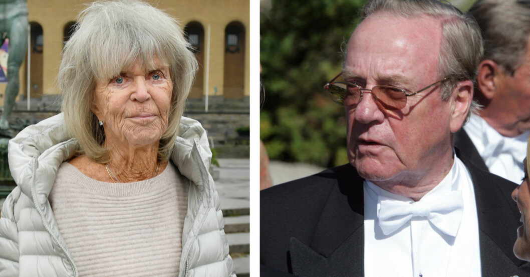 Birgitta och Hansi var gifta länge – men levde separata liv.