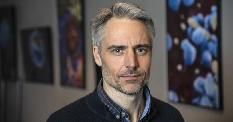 Biträdande statsepidemiolog Anders Wallensten
