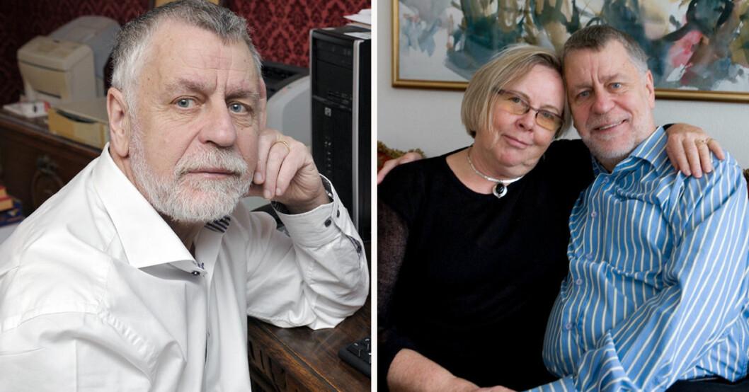 Björn Hellberg och Inger Hellberg