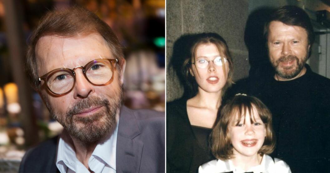 Så ser Björn Ulvaeus döttrar ut idag