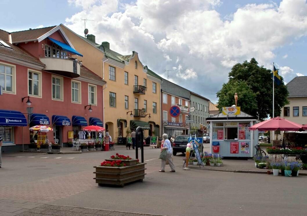 Sommarstaden Borgholm.