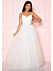 Brudklänning med tyllkjol från Bubbleroom
