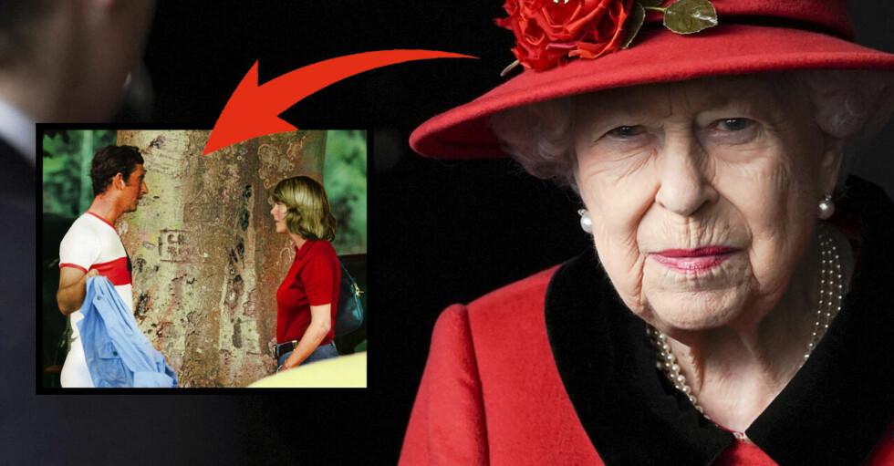 Drottning Elizabeth Charles Camilla kärleksbarn