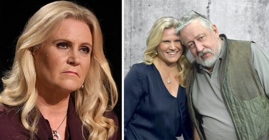 Camilla Kvartoft och Leif GW Persson