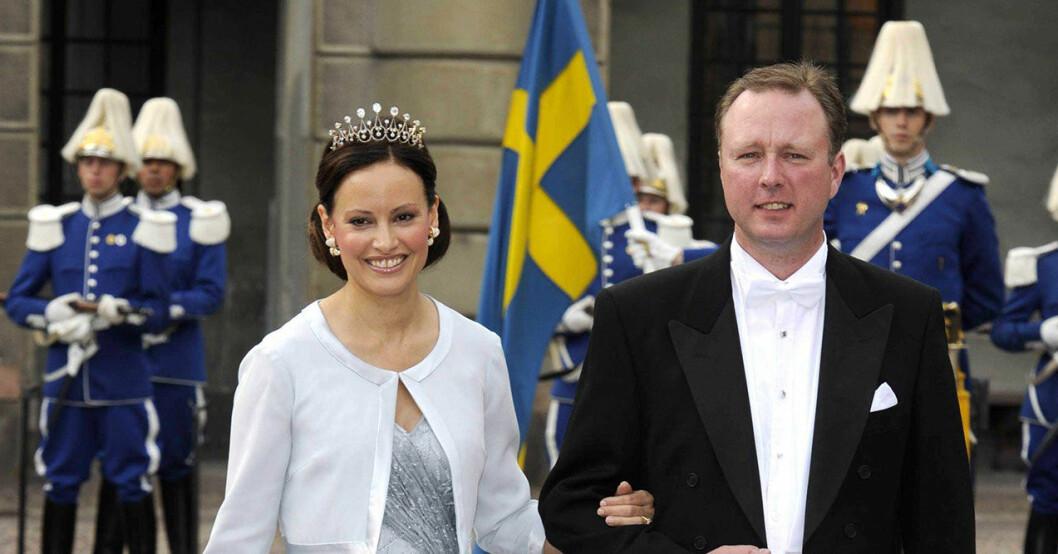 Prins Gustav och Carina
