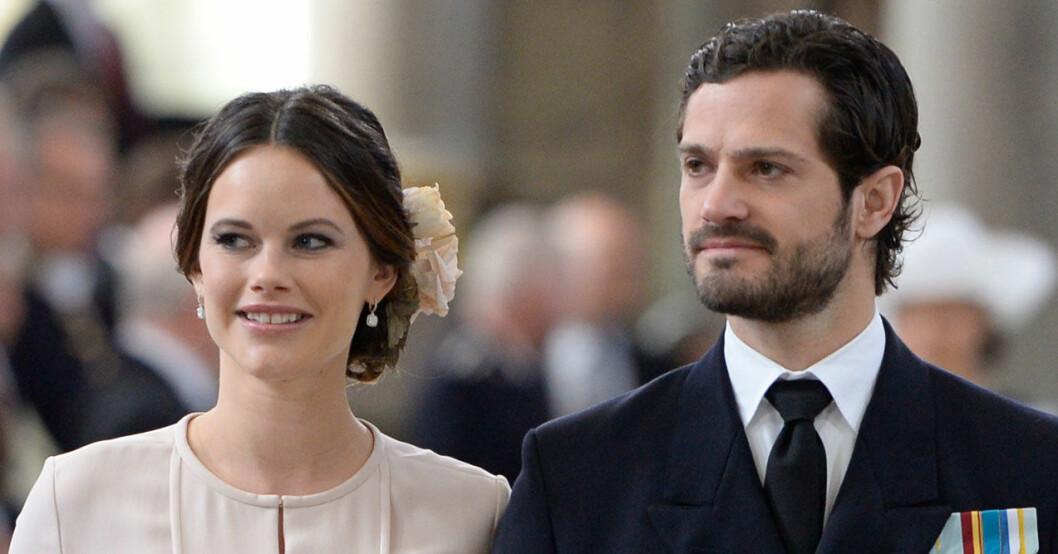Prins Carl Philip och prinsessan Sofia har fått sin tredje son