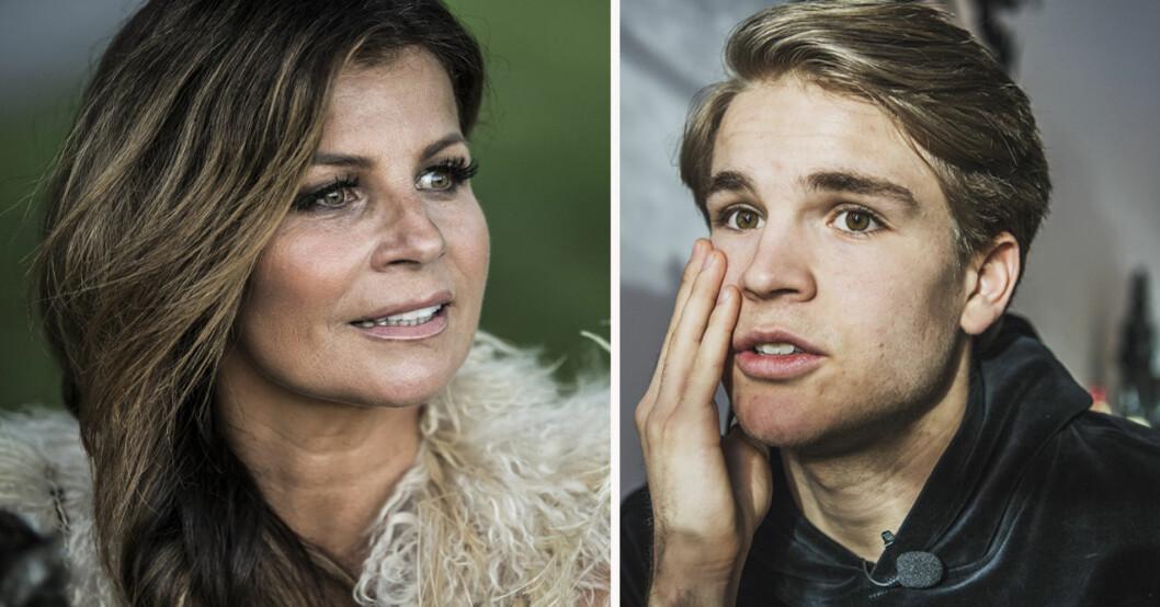 Carola Häggkvist och Amadeus SögaardS