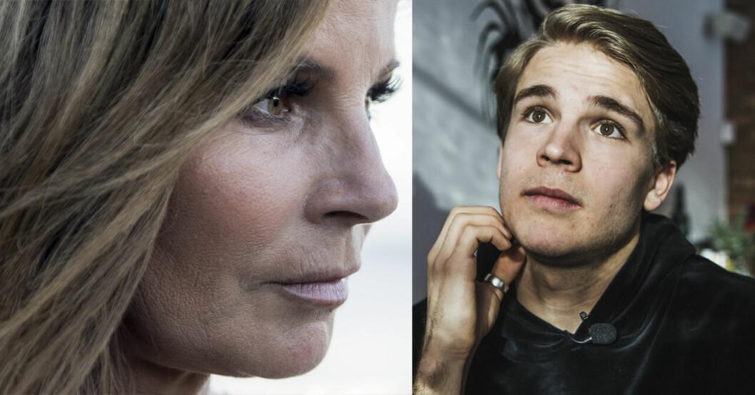 Carola Häggkvist och Amadeus Sögaard