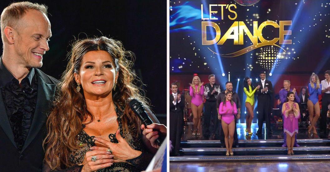 Ryktet om att Carola Häggkvist hoppar av Let's Dance 2021