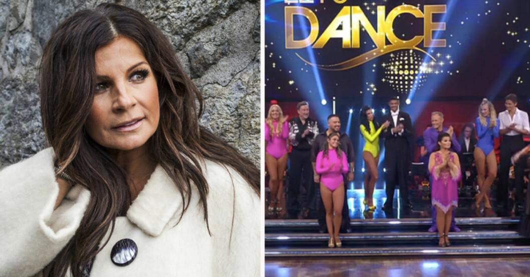 Carola Häggkvist och Let's Dance