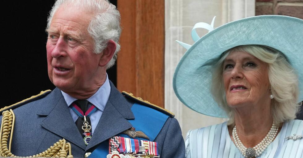 Prins Charles Hertiginnan Camilla