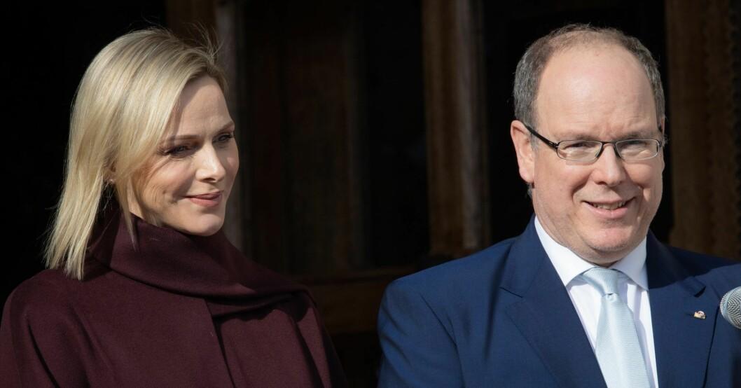 Charlene och Albert har varit gifta sedan 2011.