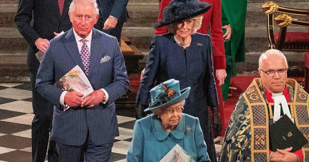 Prins Charles och Camilla Parker-Bowles