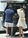 Chris O'Neill Prinsessan Madeleine barnvagn sittvagn vagn UPPAbaby Cruz Miami Florida SUV Cadillac Escalade