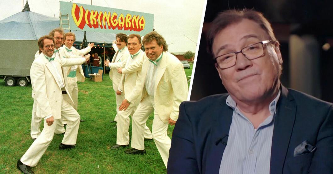 Christer Sjögren är sångare i dansbandet Vikingarna. I SVT-programmet Den svenska dansbandshistorien berättar han om dansbandsdöden som drabbade musikbranschen under slutet av 1970-talet.