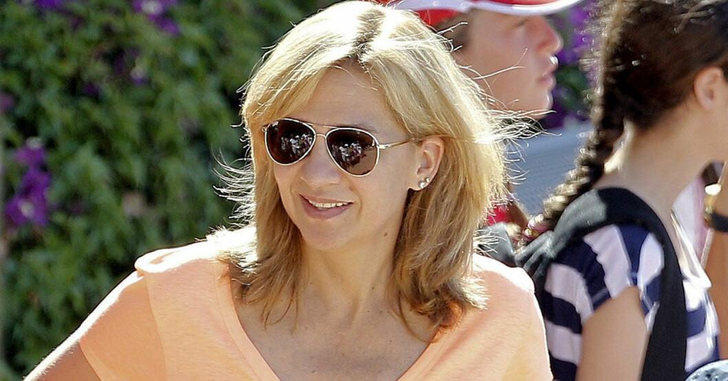 Prinsessan Cristina