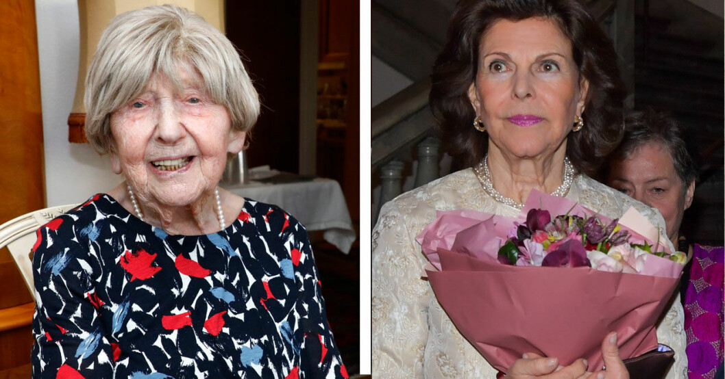 Dagny och Silvia – två av Sveriges mest eleganta damer!