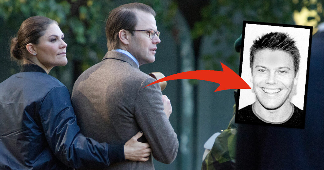 Prins Daniel kronprinsessan victoria daniel westling