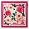 blommig scarf från dolce & gabbana