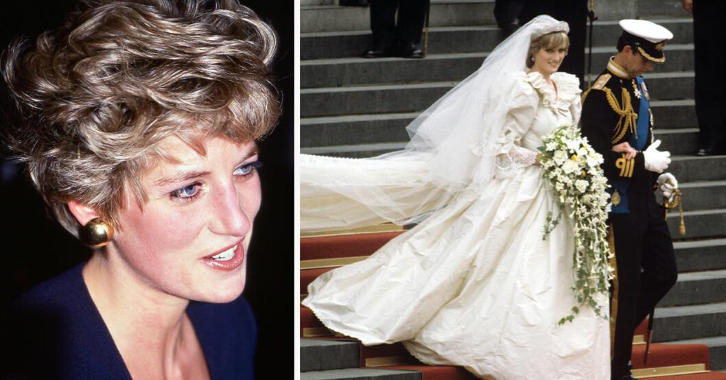 Prinsessan Diana och prins Charles