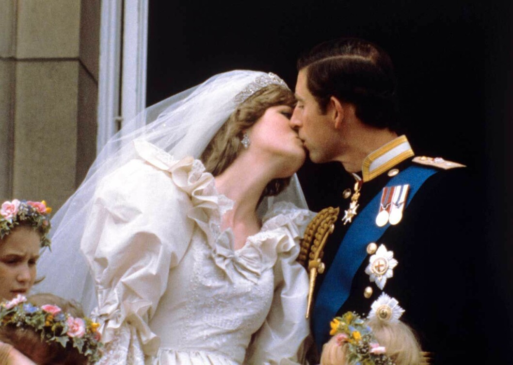Diana och Charles