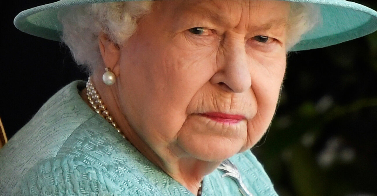 Drottning Elizabeth Brittiska hovet