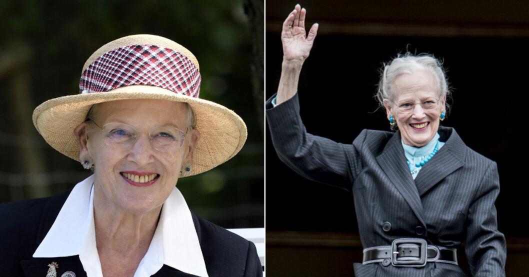 Drottning Margrethe är inte som andra farmödrar.