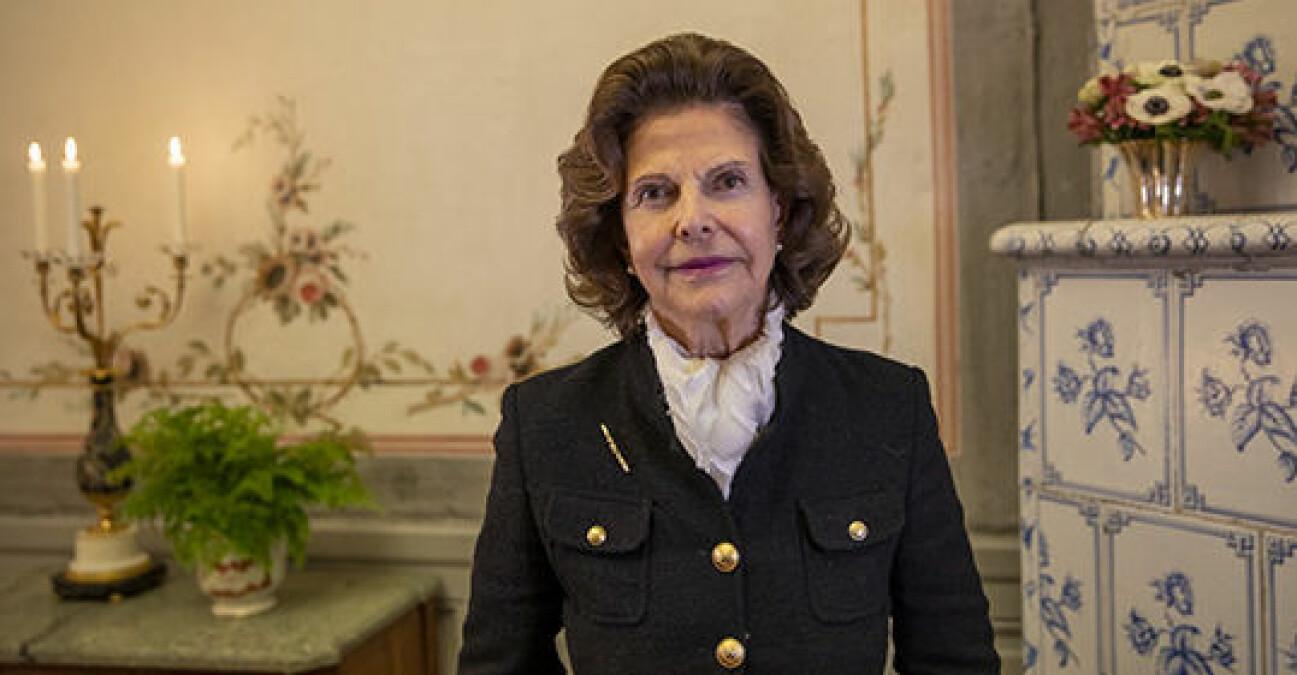 Drottning Silvia Engagemang demens Alzheimer