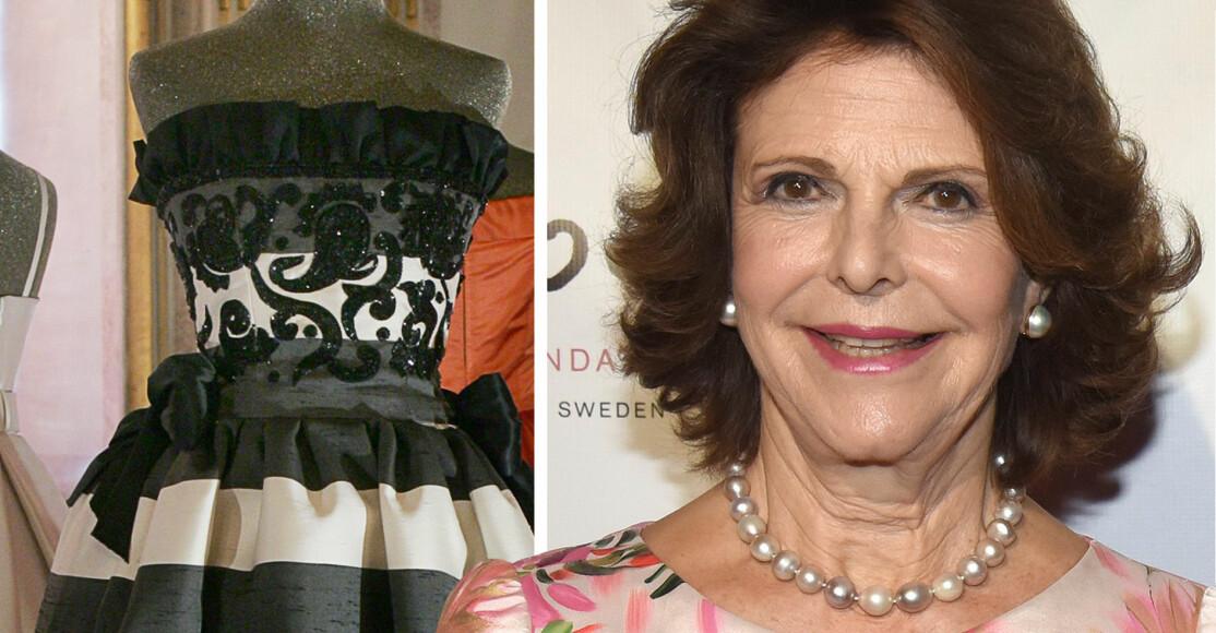Drottning Silvia Nobelklänning Drottningens stil